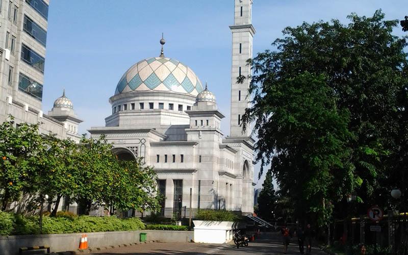 7 Masjid yang Seru Buat Dikunjungi Pas Bulan Ramadhan