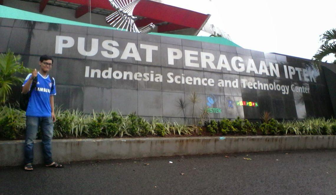 Wisata Ilmiah ke PP-IPTEK, Taman Mini