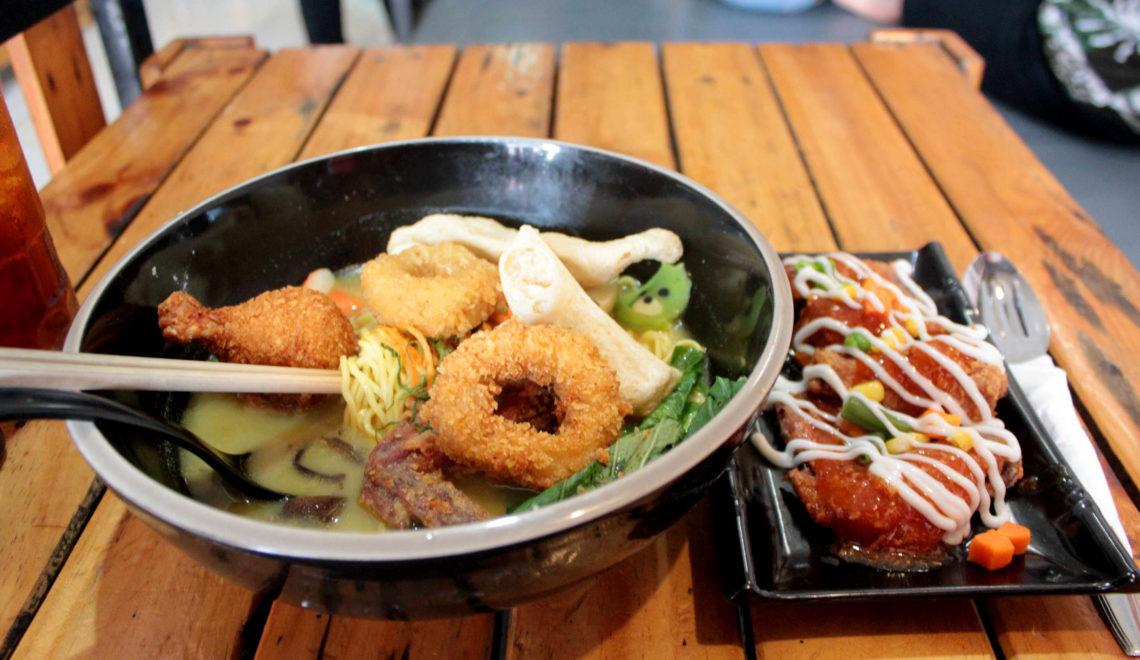 Ramen Giant, Kedai Ramen Mantap dengan Harga Terjangkau di Puncak Bogor