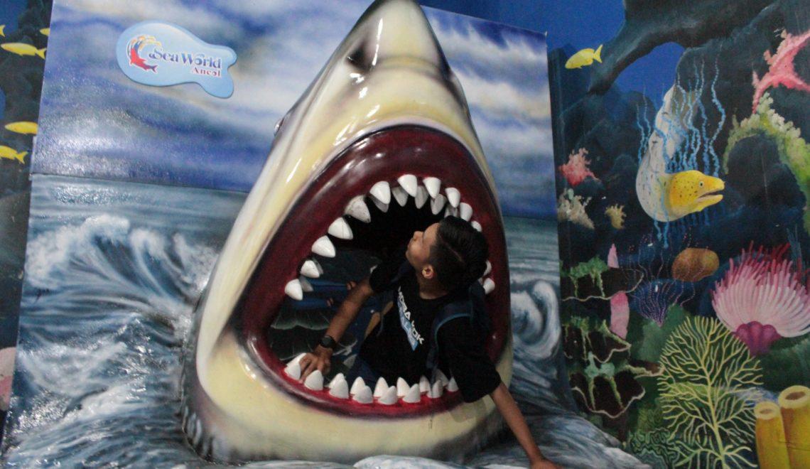 Piknik Seru ke Seaworld & Gelanggang Samudera – Part 1