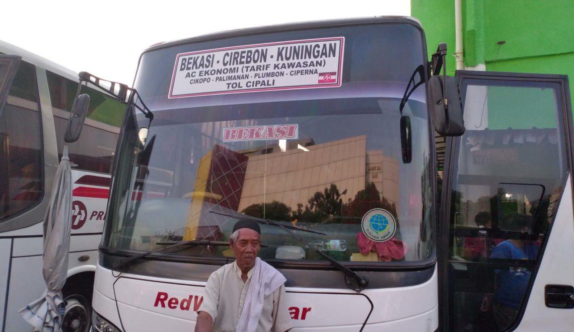 Pengalaman Pertama Pulang Kampung via Bus Primajasa Bekasi – Kuningan