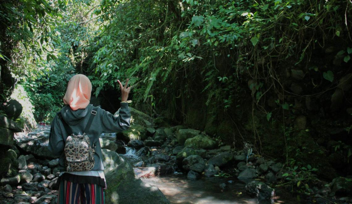 Menikmati Keindahan Curug Nangka yang 'Mahal' di Bogor