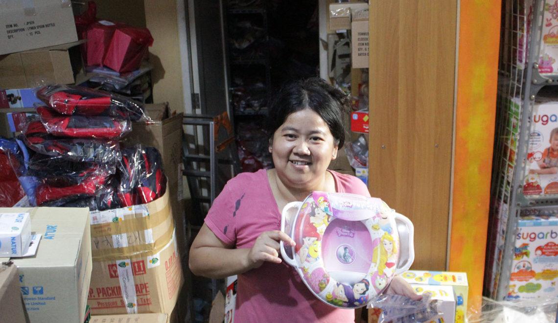 Toko Kecil, Bisnis Online yang Didukung Kekompakan Keluarga