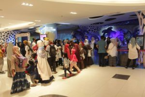 One Day Vacation To Jakarta Aquarium Neo Soho