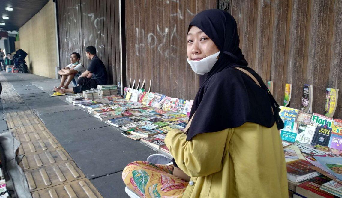 Oase Kecil Untuk Pecinta Buku di Sudut Jakarta Kota